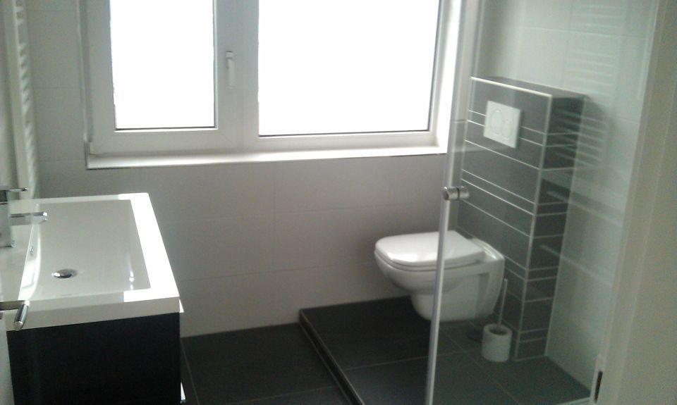 Badkamer als nieuw